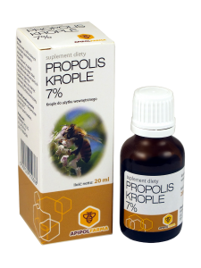 PROPOLIS krople 7% 20ML Farmina