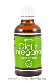 OLEJ Z OREGANO 50 ML PRONNES