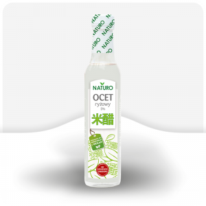 OCET RYŻOWY 5% 250ML BioNaturo