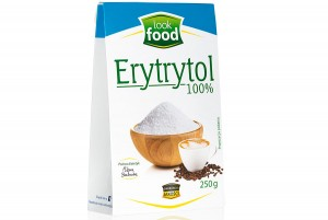 Erytrytol BIO 250g LookFood