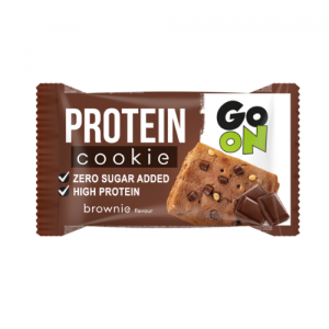 PROTEIN cookie BROWNIE bez cukru Go On 50g Sante