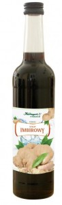SYROP IMBIROWY 400 ml HERBAPOL