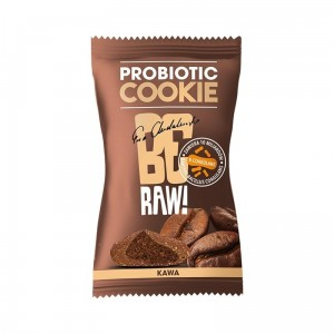 BeRaw Probiotic cookie KAWA  20g Purella Superfoods