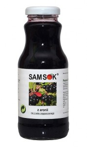 SAM SOK Z ARONII 250ml Viands