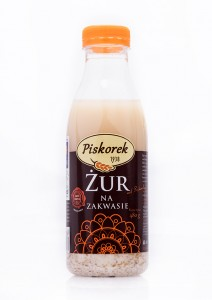 ŻUR NA ZAKWASIE 480ML PET PISKOREK