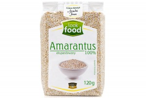AMARANTUS EKSPANDOWANY 120G  LOOK FOOD