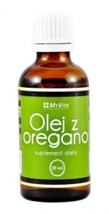 OLEJ Z OREGANO 20 ML PRONNES