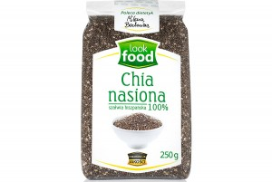 NASIONA CHIA 250G LOOK FOOD